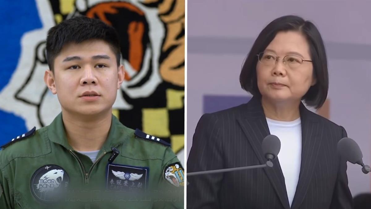 國軍1年痛失16菁英!陳以信批「不能稱意外」:蔡英文難辭其咎