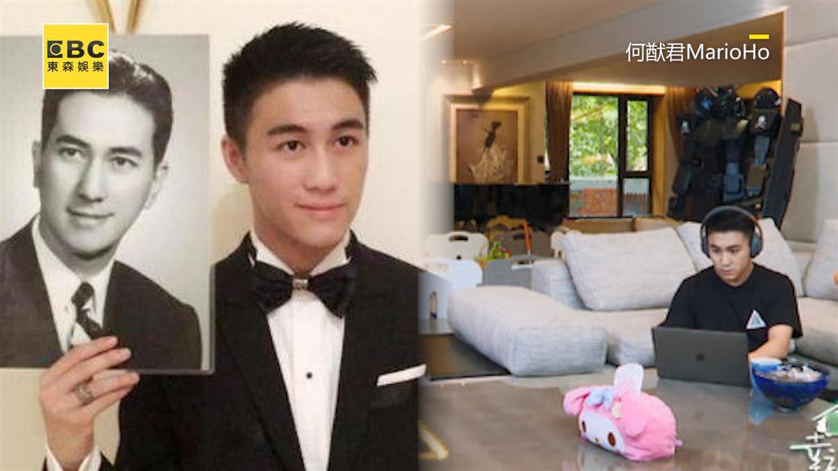 25歲賭王兒上海豪宅曝!上億裝潢超氣派