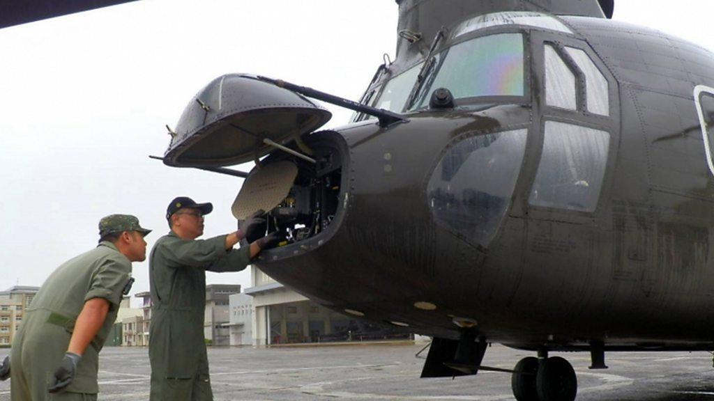 美方對台出售的武器,對中國有什麼影響?