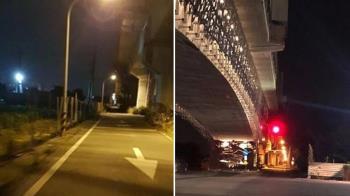 外籍女大生命案檢討 黃偉哲下令檢修路燈