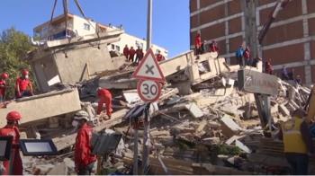 7.0強震襲愛琴海!400多起餘震 至少27死804傷