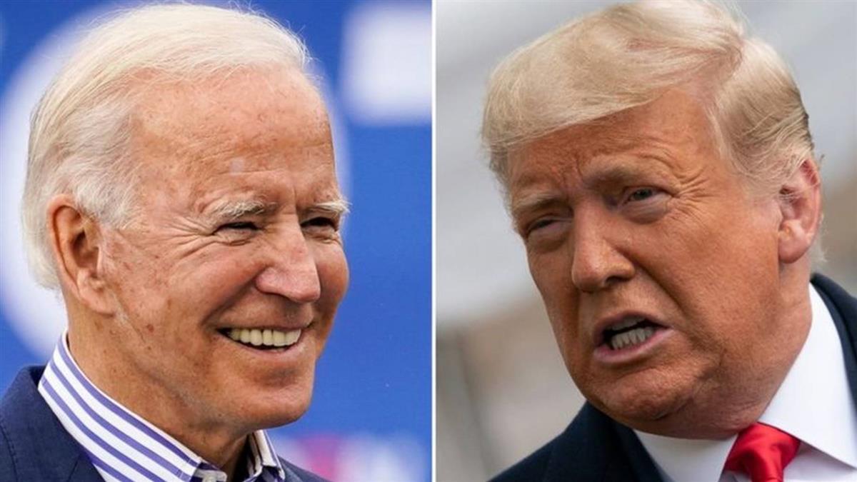 美國大選:郵寄投票反應踴躍 候選人拉票最後衝刺
