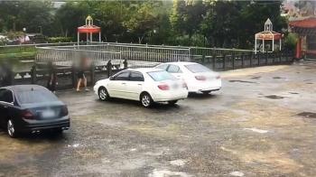 獨/買賣C300衝突!賓士大盜亮槍「假買車真搶劫」遭逮
