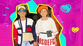 萬秀洗衣店:80歲阿公阿嬤走紅網絡,蔡英文:「讓世界看見台灣」