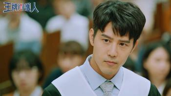 胡宇威首次飾演王牌律師 機關槍式台詞難到忘記呼吸
