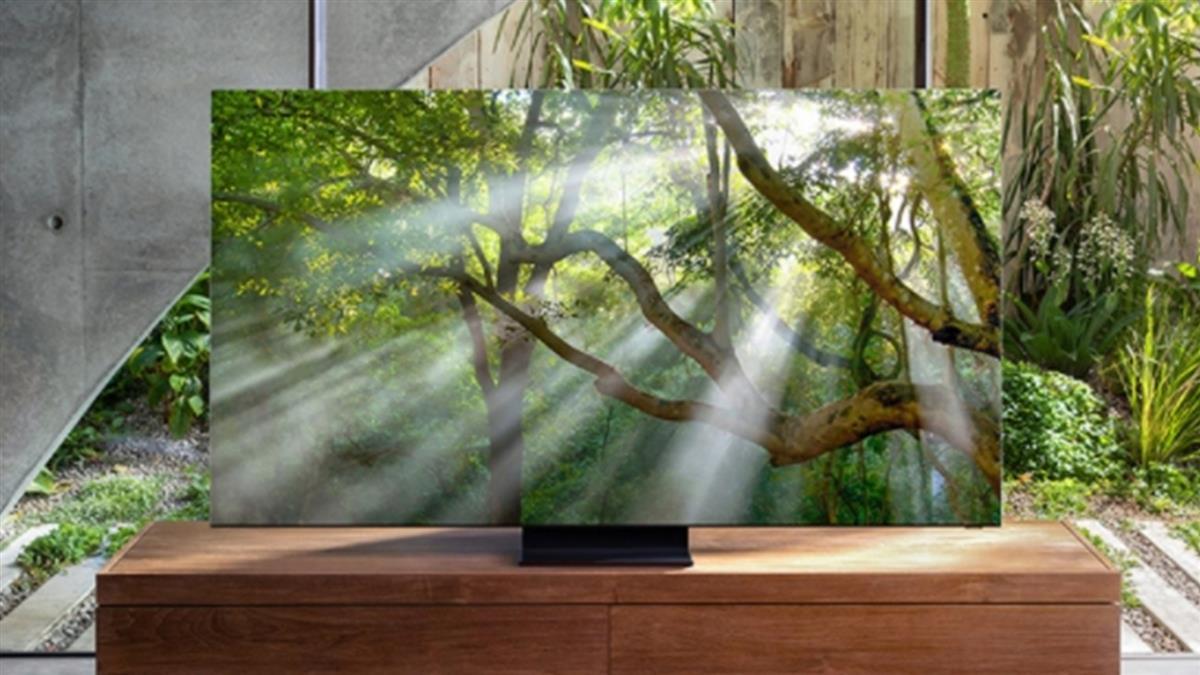 週年慶脫褲賣!三星QLED 8K電視買1送1超划算