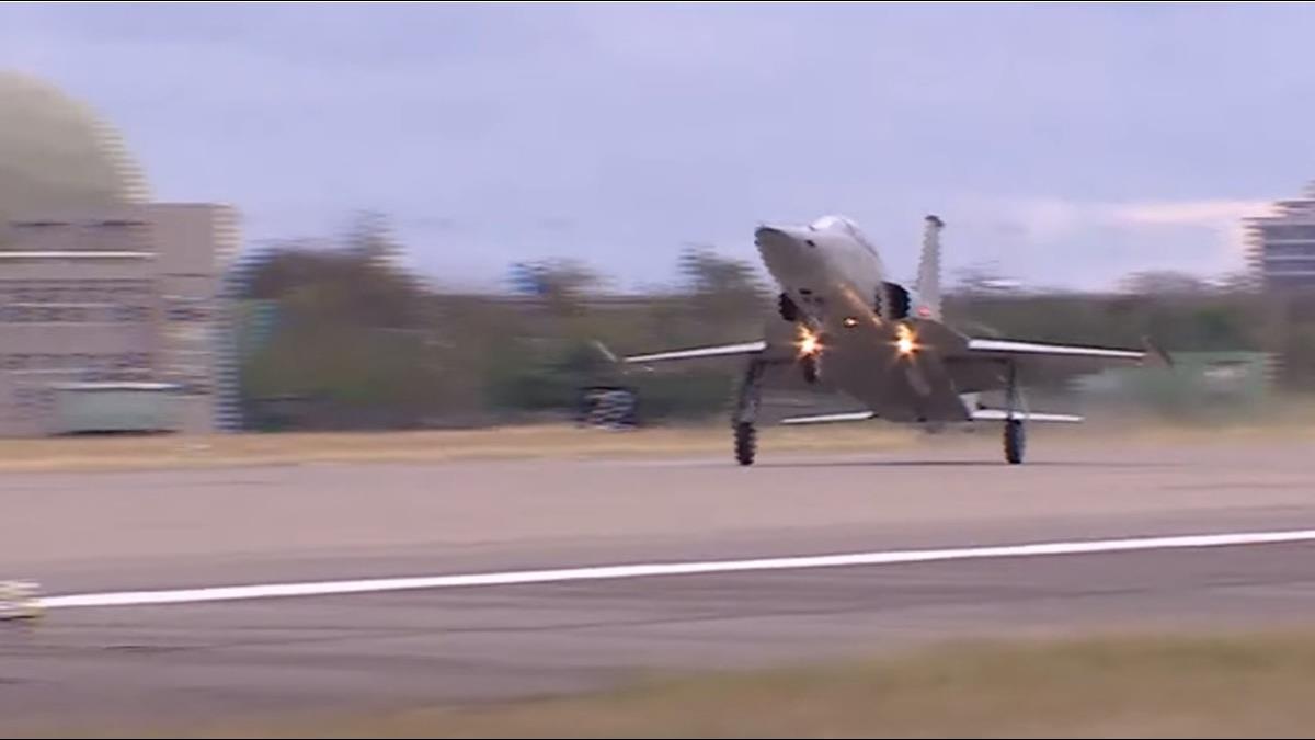 2度求援美方沒回應!F-5機隊零附件 全靠空軍找商源