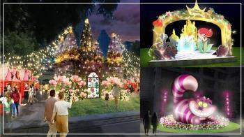 必拍8大美景+星空隧道 2020新北歡樂耶誕「迪士尼系列燈區」總攻略