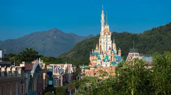 香港迪士尼15週年  新城堡21日揭幕