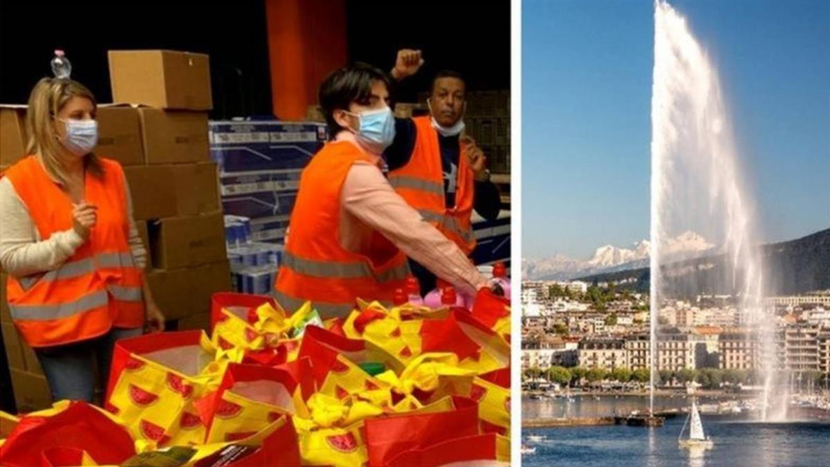 瑞士日內瓦引進「世界最高」的最低工資