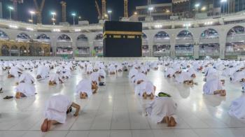 新冠疫情下的麥加 海外穆斯林如何在聖地朝覲