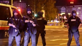 奧地利首都維也納發生槍擊案 至少兩人死亡