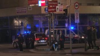 維也納恐攻至少17死傷!警匪駁火畫面曝光