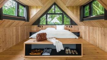 最貼近大自然的奢華旅遊!全球7大特色Airbnb「樹屋」