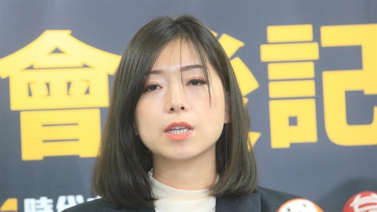 時力再掀風暴!高鈺婷上任僅2個月 突請辭黨主席