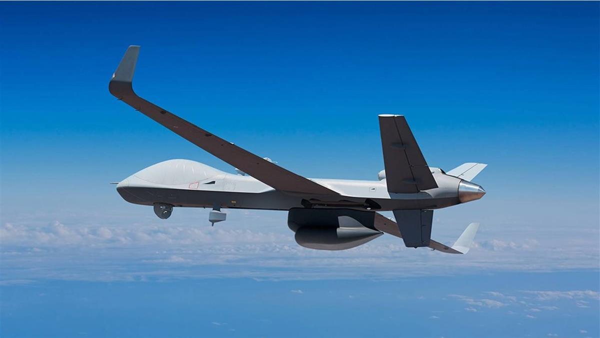 川普第10度軍售  美國宣布售台4架無人機