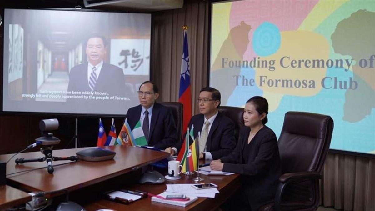非洲29國181國會議員串連結盟 挺台灣參與WHO