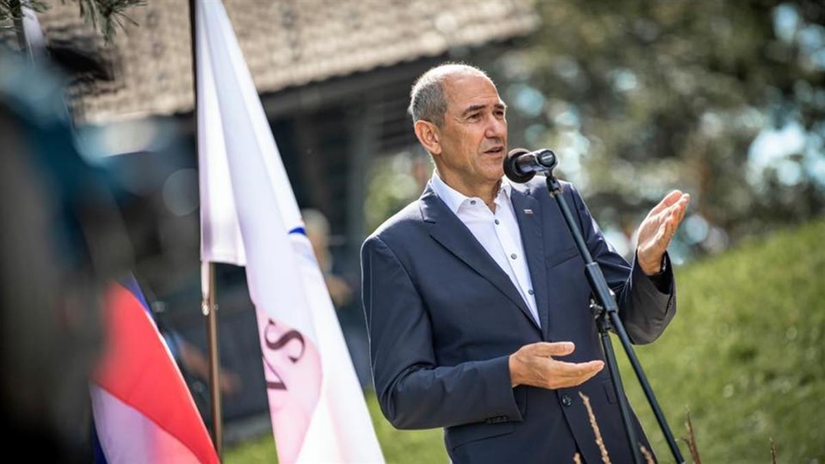 美國大選結果未定 斯洛維尼亞總理祝賀川普當選