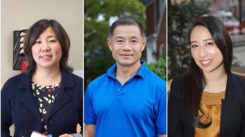 美國大選部分結果出爐 紐約3台裔候選人全連任