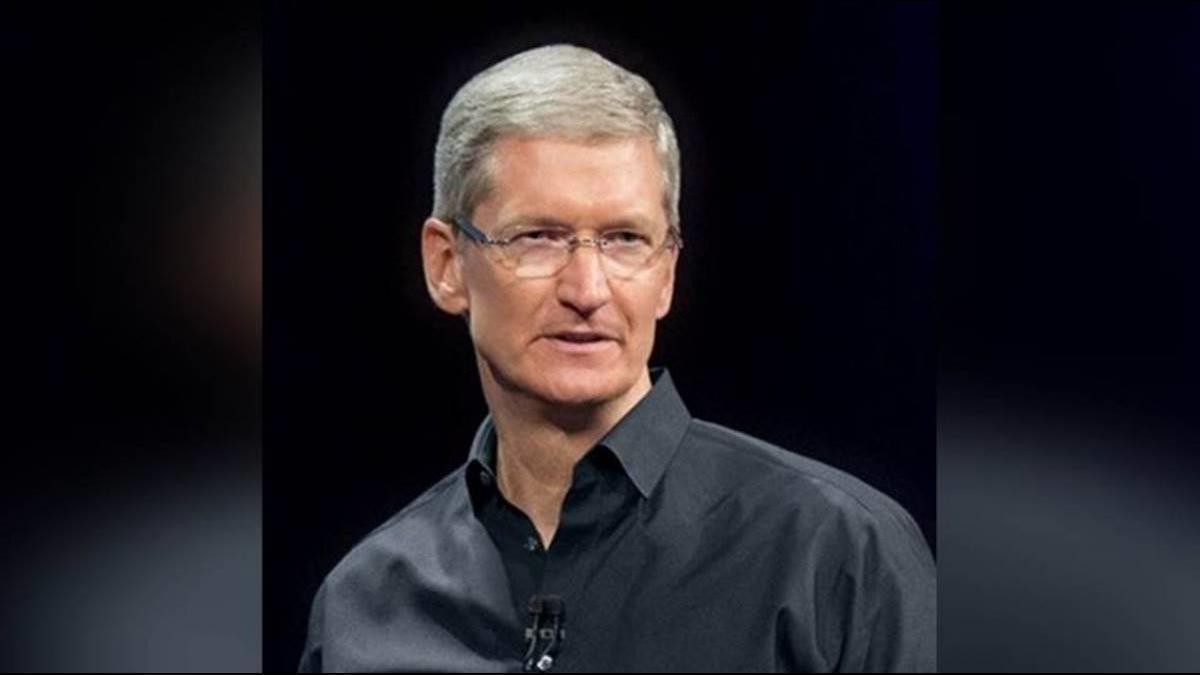庫克遭控隱瞞iPhone在陸賣不好  蘋果恐將面對股東集體訴訟