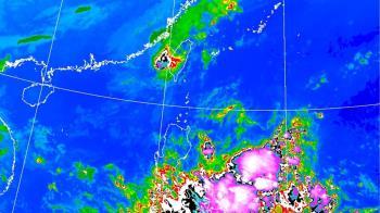 閃電颱風解除陸警!外圍環流強襲 3縣市大雨狂炸