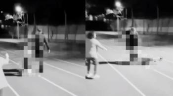 泰山保全強擄8歲童!狠甩巴掌「翻一圈倒地」 施暴原因超扯