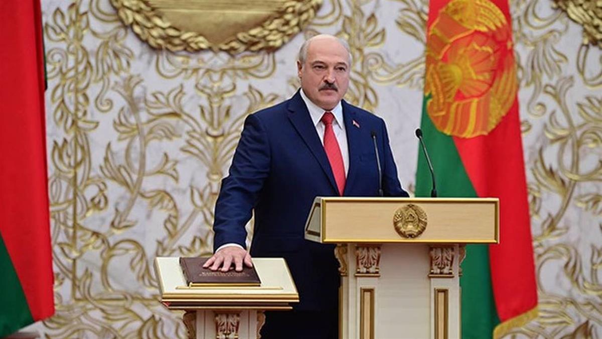 涉選後暴力鎮壓 歐盟制裁白俄總統父子等15人