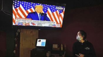 美國大選2020:中國民眾隔岸觀火, 「川建國」VS「拜振華」之戰中自娛自樂