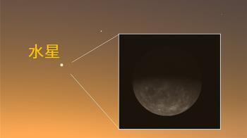 今年最後機會!水星西大距11日登場 這時間東南東方可見「白色光芒」