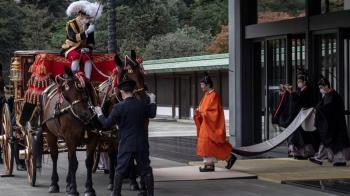 日本天皇胞弟文仁親王成為皇位第一繼承人
