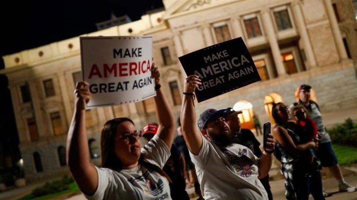 美國大選:最終結果仍未出爐 全美多地爆示威