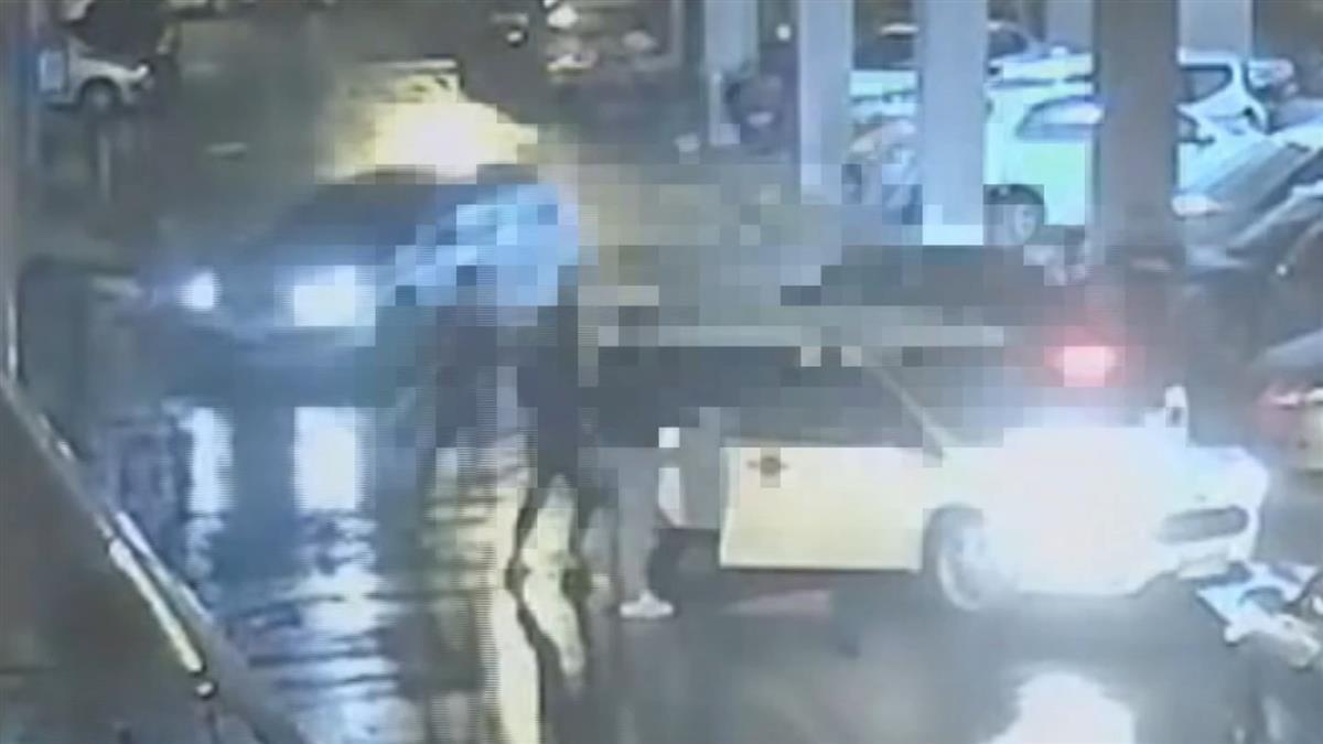 宜蘭惡煞酒後8打3!1男遭車輾慘死 警4小時火速逮人