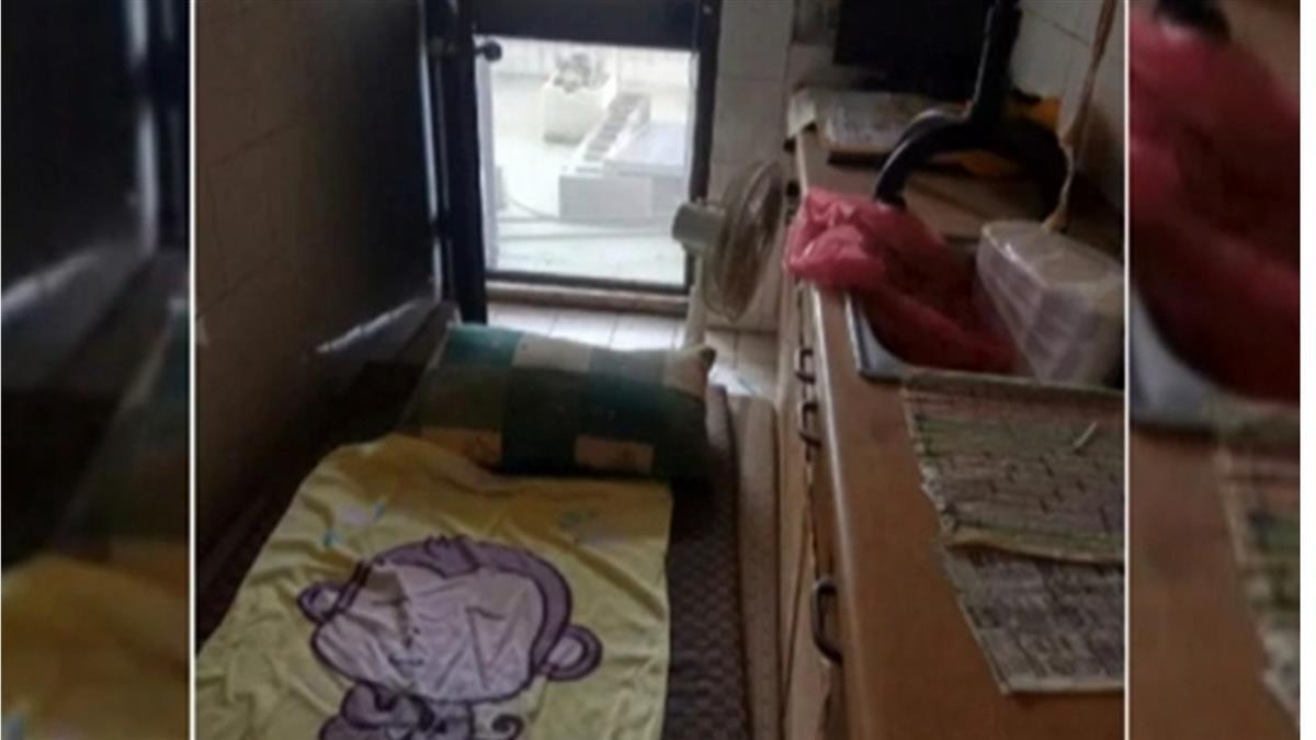獨/廚房當雅房!月租2.5K被罵翻 房東:我沒違法
