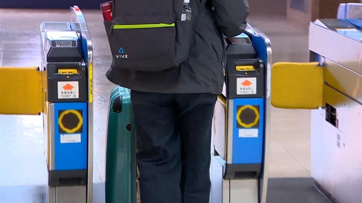 獨/沒進站紀錄凹「有刷卡」 台鐵旅客不願補票