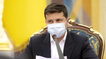 躲不過第2波疫情 烏克蘭總統確診武漢肺炎