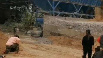 工人遭3噸沙土活埋慘死!家屬痛哭:鼻子嘴巴都是