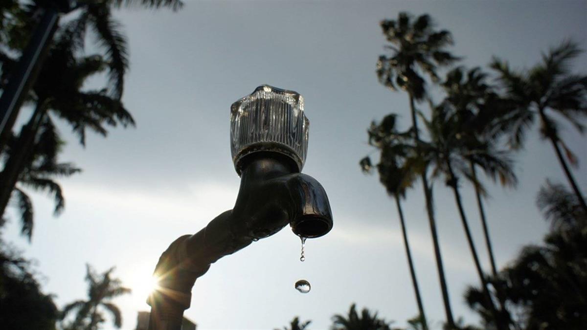 水情不樂觀 嘉南地區18日轉黃燈夜間減壓供水