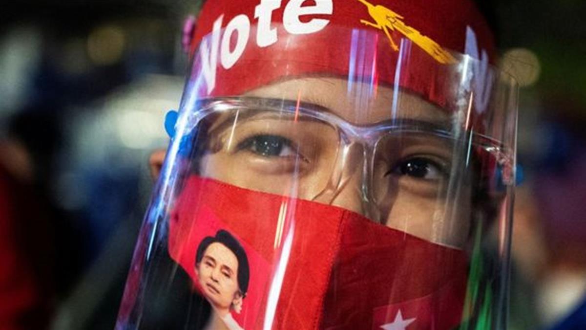 翁山蘇姬有望連任 緬甸大選五年民主之路光環是否蛻去