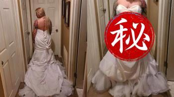 準新娘投訴網購婚紗騙很大!業者看實穿照吐「1句話」秒傻眼