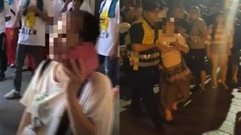 台南「蘇大媽」真的毀了!大鬧醫院遭逮捕 結果下場超慘