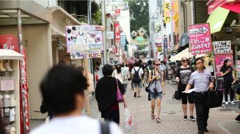 東京新增確診再逾300例 專家:日本恐迎疫情高峰