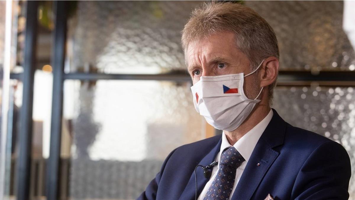 捷克參議院改選 維特齊順利連任