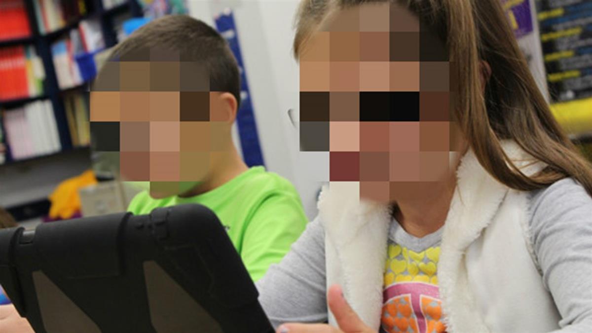 每天滑平板4小時!5歲女童眼睛超癢狂揉 醫驚見2顆白結石