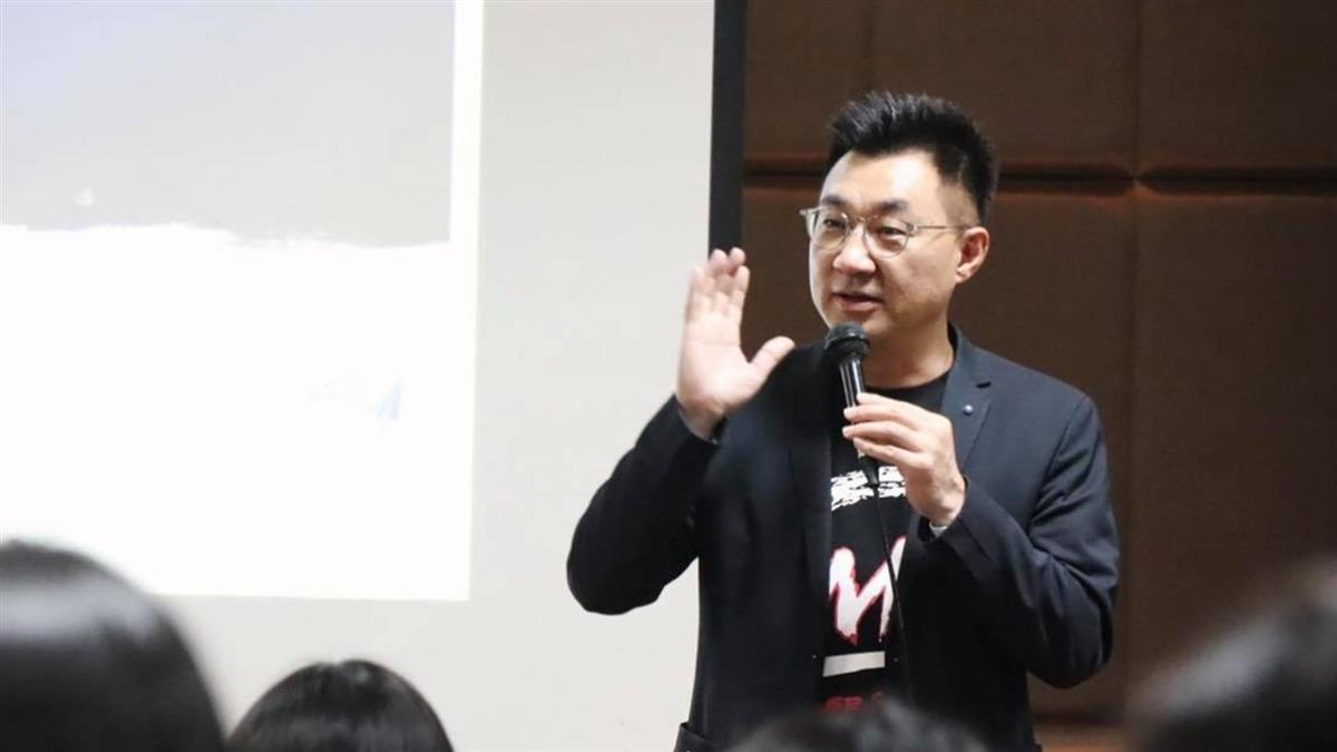 播萊豬影片恐遭法辦 江啟臣:讓人民沒有說話權利