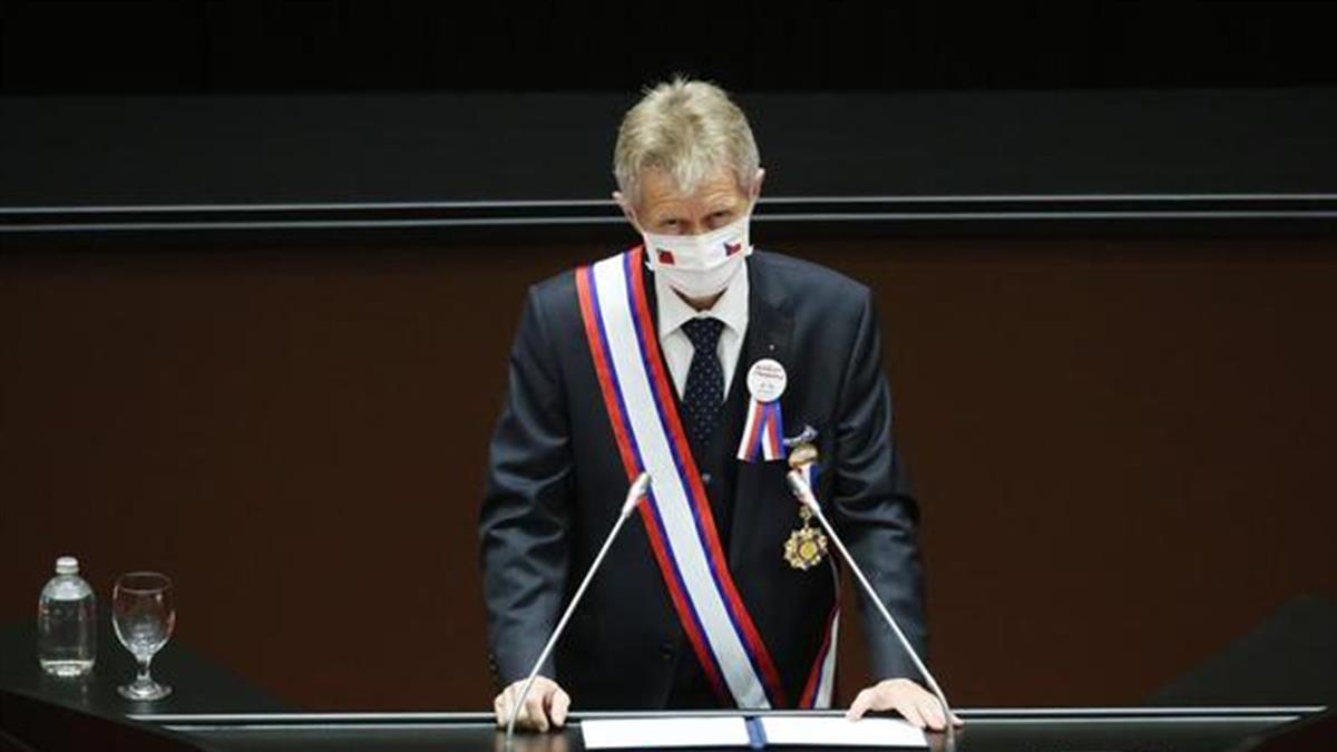 韋德齊遭指收400萬美元才來台 外交部:中國戰狼外交炒作