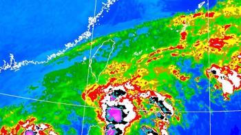 中颱梵高甩雨北台灣!2縣市大雨警戒 這天開始轉晴