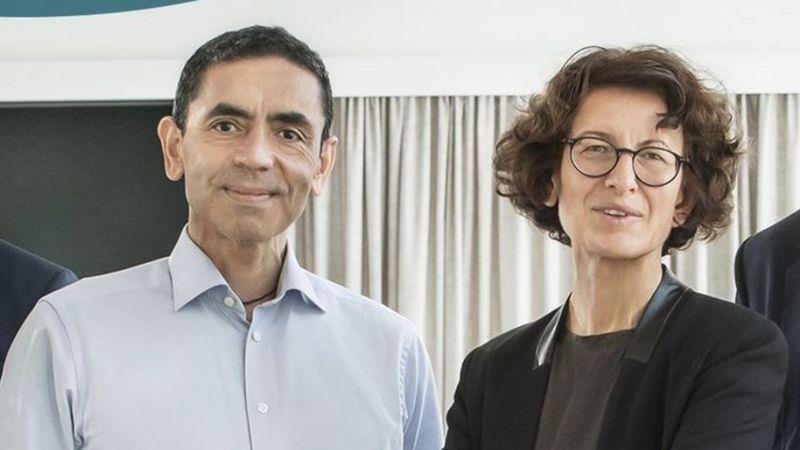 新冠疫苗:BioNTech創始人夫婦的人生故事