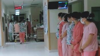 兒腦死器捐助9家庭!勇敢媽淚聽最後心跳道別:快,好多人等他