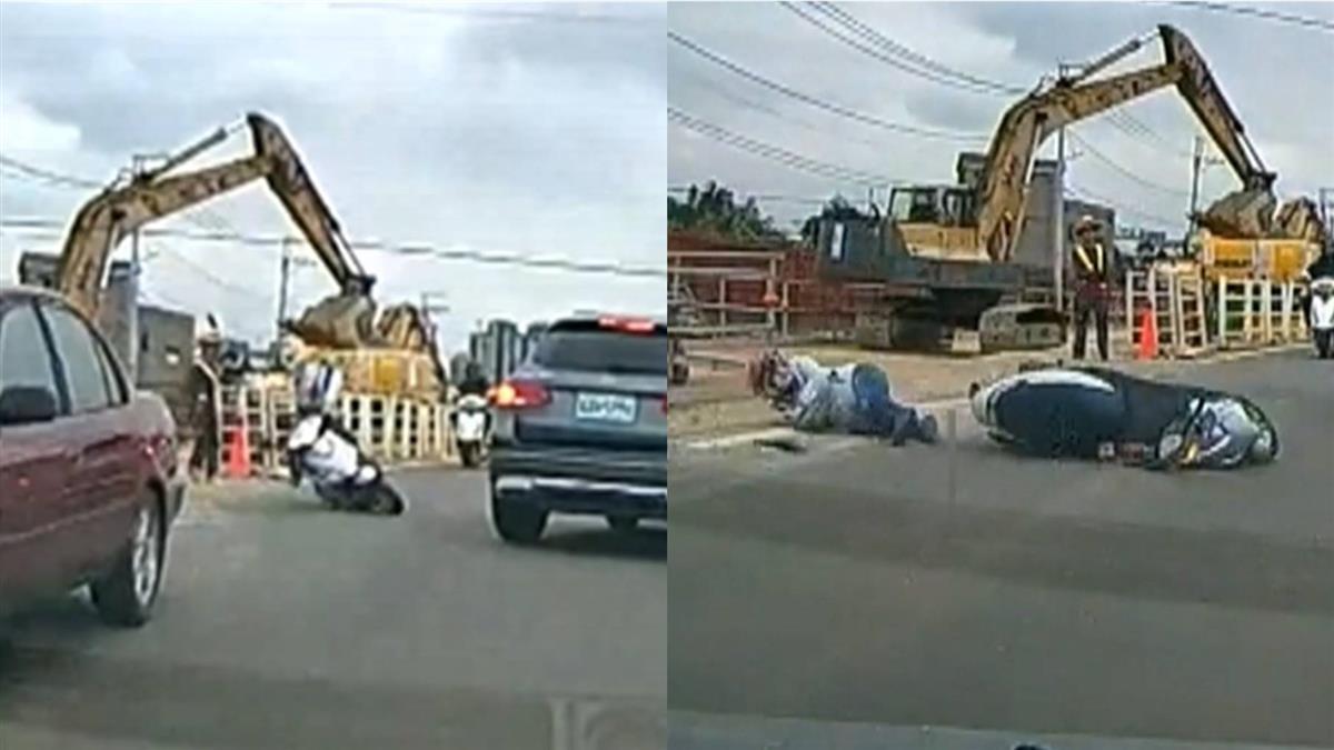 道路拓寬工程釀車禍 市府懲處施工單位、加強督導