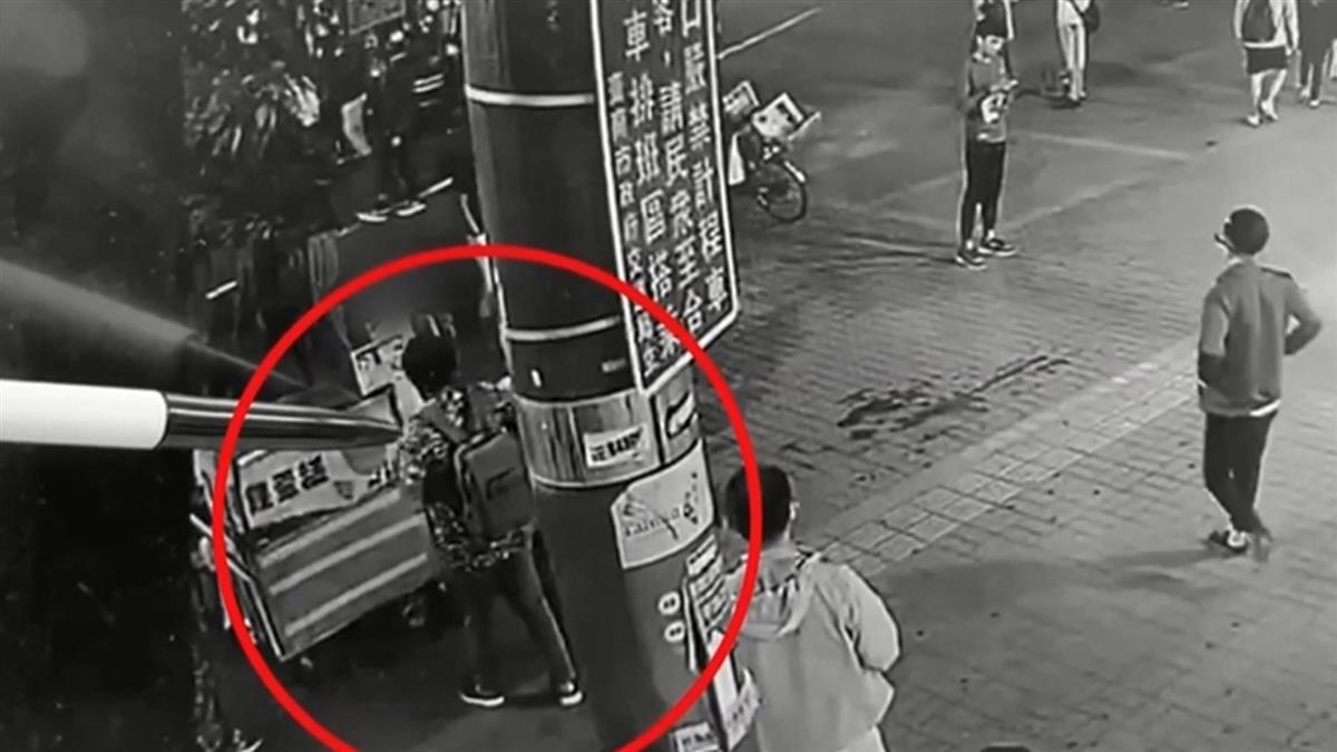 不滿孕妻被撞!男火大掏假槍恐嚇 3名國中生嚇哭報警